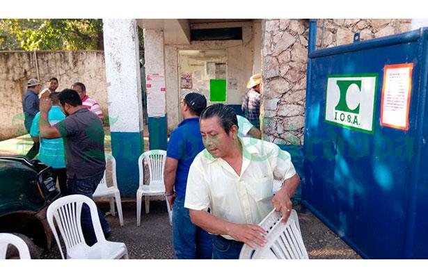 Finaliza movimiento cañero contra grupo Beta San Miguel