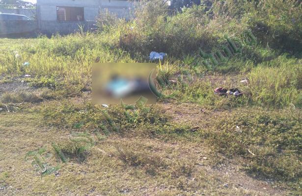 Encuentran a hombre decapitado y embolsado en la Córdoba-Veracruz
