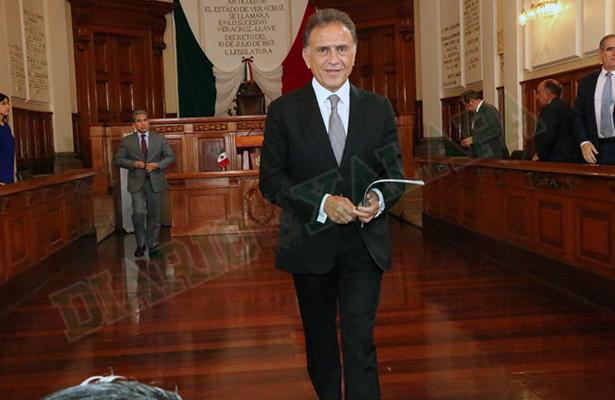 Presenta gobernador propuesta de presupuesto 2018; serán más de 113 mil millones de pesos