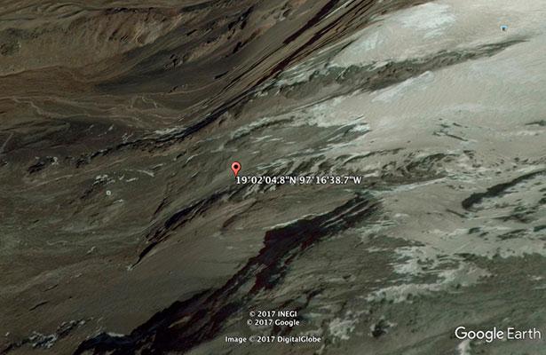 Muere alpinista estadunidense en el Pico de Orizaba