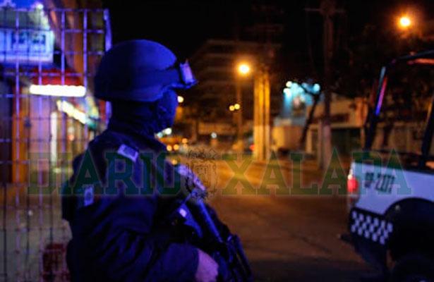 Detienen a cuatro presuntos asaltantes, en X24 de Las Trancas