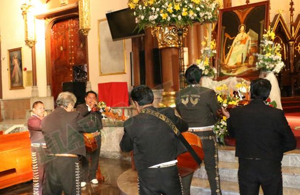 Músicos celebran a Santa Cecilia en la Catedral Metropolitana