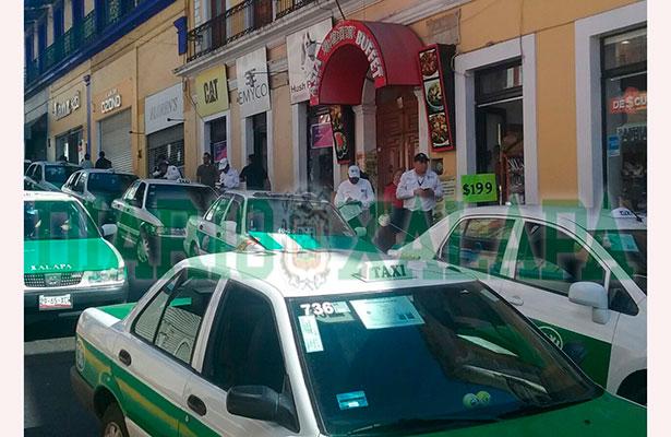 Ni todos los políticos son rateros, ni todos los taxistas delincuentes: Corci