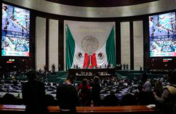 Diputados aprueban Ley de Seguridad Interior; pasará al Ejecutivo para su promulgación