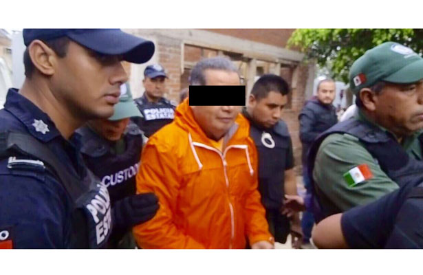 Amparan a Flavino Ríos contra su vinculación a proceso