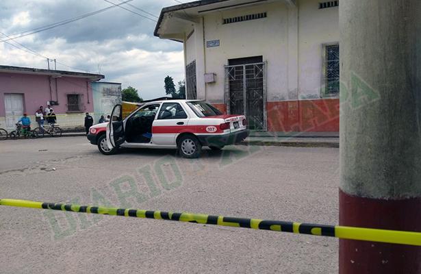 Segundo taxista asesinado en menos de 24 horas