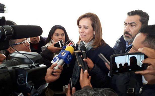 Si llego a la presidencia combatiré el crimen organizado sin amnistías: Margarita Zavala