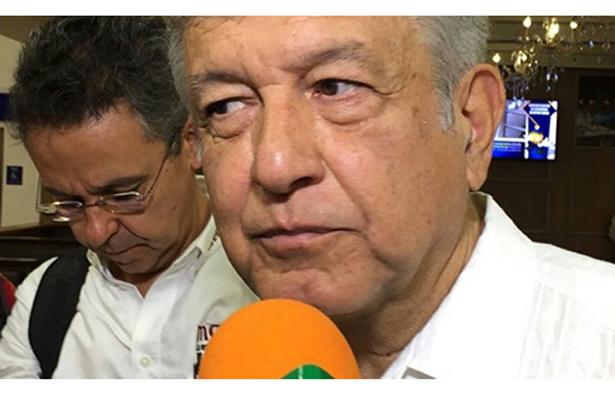 No quiero hacer escarnio de Peña Nieto; está nervioso porque no levanta su candidato: AMLO