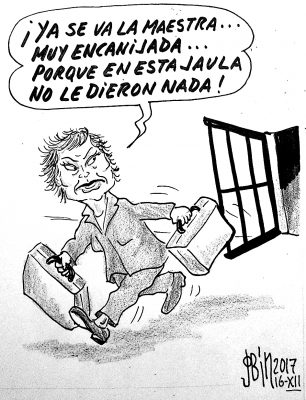 ¡Va pa' Juárez!…