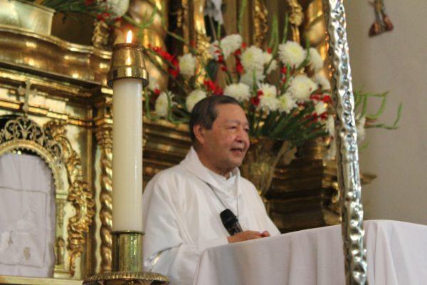 Fallecieron el padre Lao y Joel Arcos Roldán