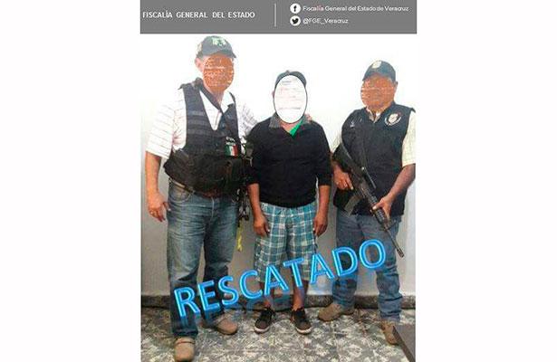 Rescatan a secuestrado en Acayucan