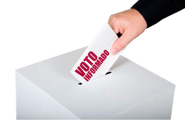 UV promoverá el programa de Voto Informado en estas elecciones: rectora