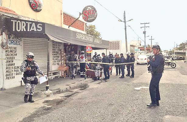 Policía frustró asalto, pero murió en enfrentamiento contra delincuentes