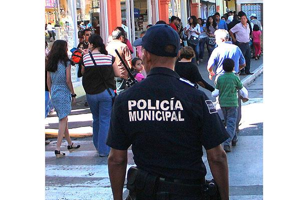 Quieren Policía Municipal en Poza Rica