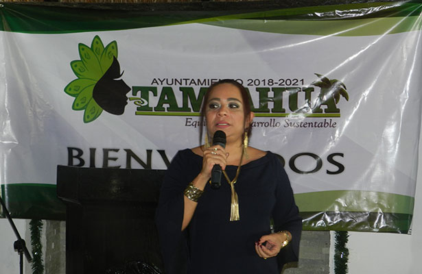"""Recibo Ayuntamiento """"en quiebra"""", dice alcaldesa de Tamiahua"""