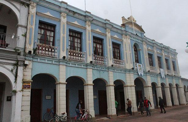 Desmantelaron palacio de Tlacotalpan, asegura alcalde