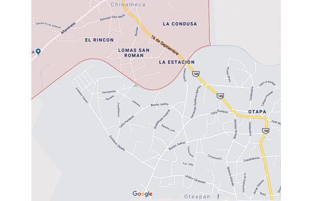Conflicto de límites territoriales entre municipios es problema sin fin