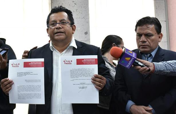 En este mes podría votarse iniciativa de Más Vida Más Familia: Arquidiócesis de Xalapa