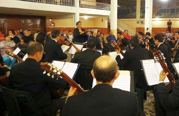 La Orquesta de Guitarras de Xalapa dará conciertos
