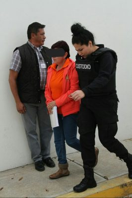 "María Gina ""N"", exvocera de Javier Duarte, solicitó sobreseer su caso por irregularidades"