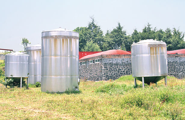 Sin reactivar, centros de acopio de leche por pugnas entre ganaderos