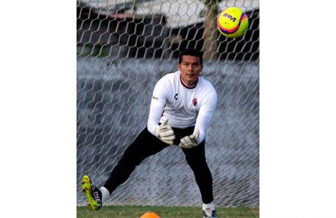 Melitón Hernández se declaró listo para si es convocado al cuadro titular.