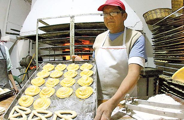 Pan en horno de leña desde hace 60 años
