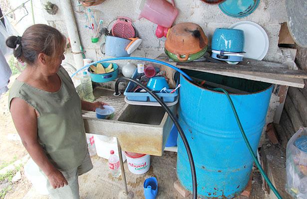 Viene ajuste a la tarifa del agua en Xalapa
