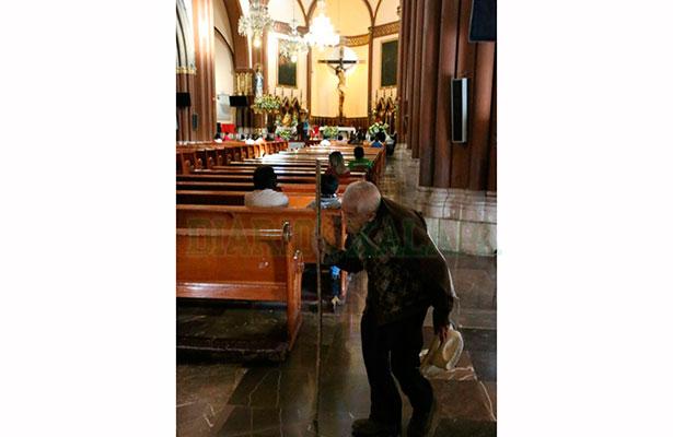 Al dolor y miedo, se agrega el incremento de los precios de los productos básicos: Arquidiócesis de Xalapa