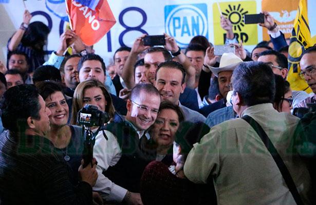 López Obrador representa ideas muy antigüas que no funcionan: Anaya Cortés