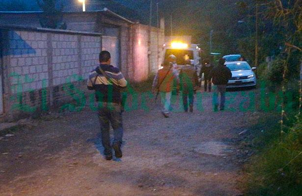 Balacera entre policías y delincuentes arroja 5 muertos