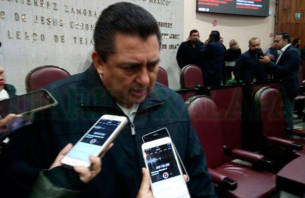 Priistas apoyarán a quien genere unidad en el PRI: Juan Nicolás Callejas