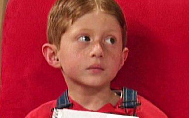 Descubre cómo luce 'Benito Rivers', el tierno niño de Vecinos
