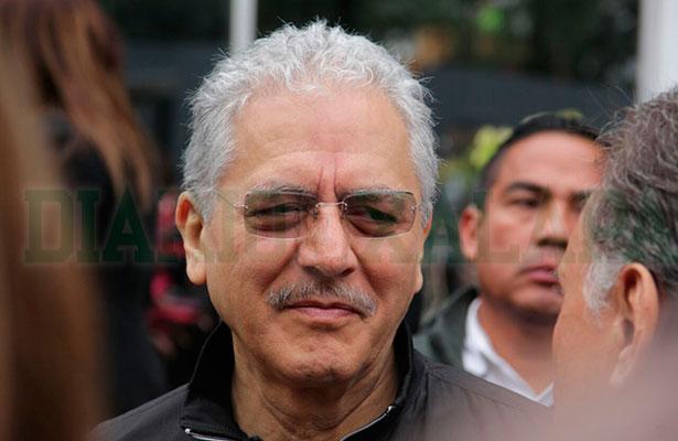 Niega Hipólito Rodríguez imposiciones de AMLO en su administración