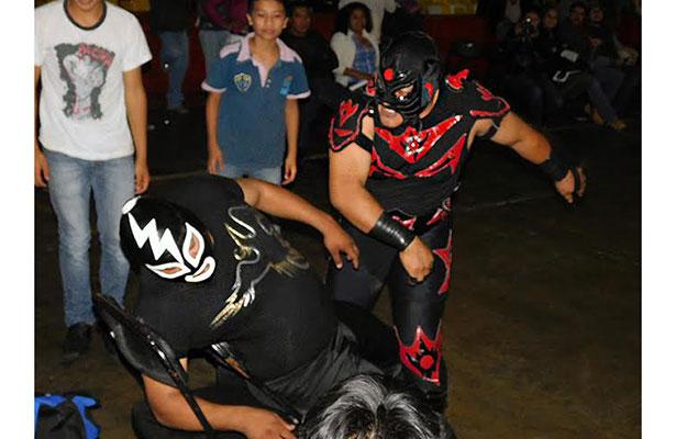Dos máscaras caerán en la Arena Xalapa