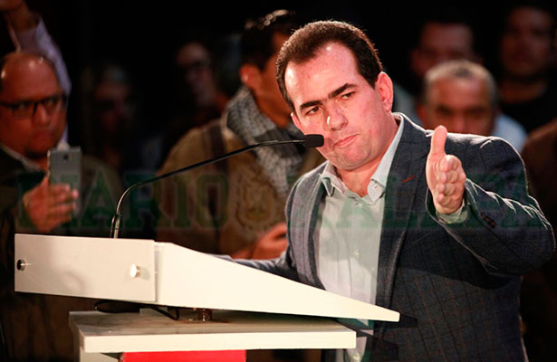 Se registra Pepe Yunes como precandidato a la gubernatura de Veracruz