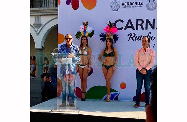 Un escándalo más y expulsan a la princesa del Carnaval de Veracruz