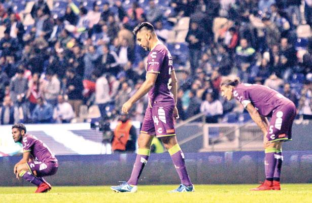 """Tiburones oye """"Las golondrinas""""; ahora perdió frente a Puebla"""
