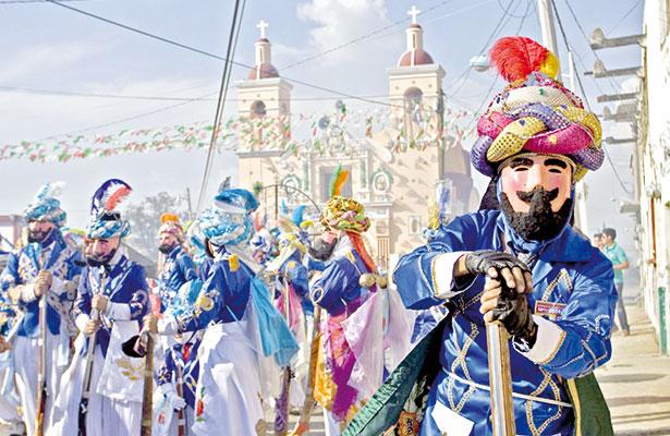 El carnaval de Huejotzingo