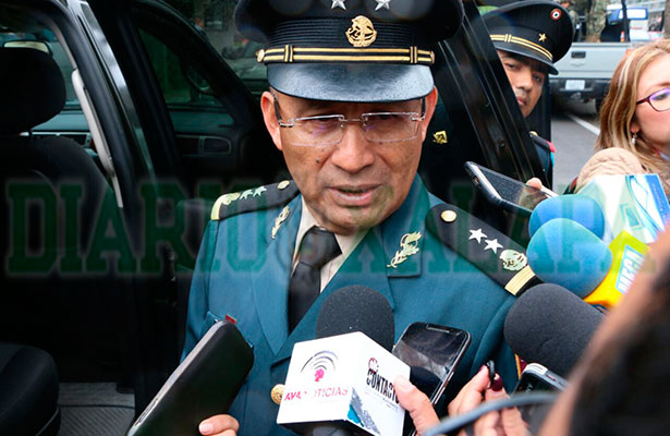 Soldados no han participado en actos de desaparición forzada: Germán Antonio