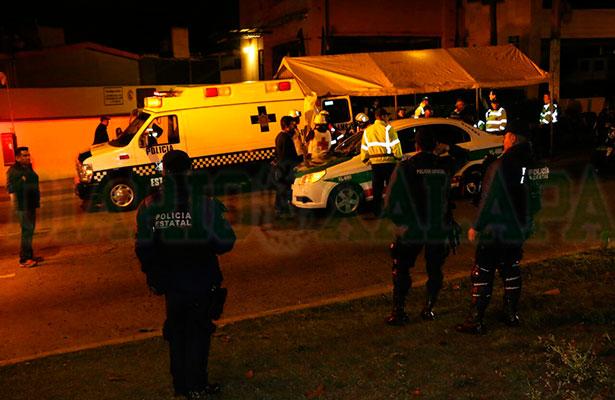 18 automovilistas reprobaron el examen  de alcoholimetría en operativo