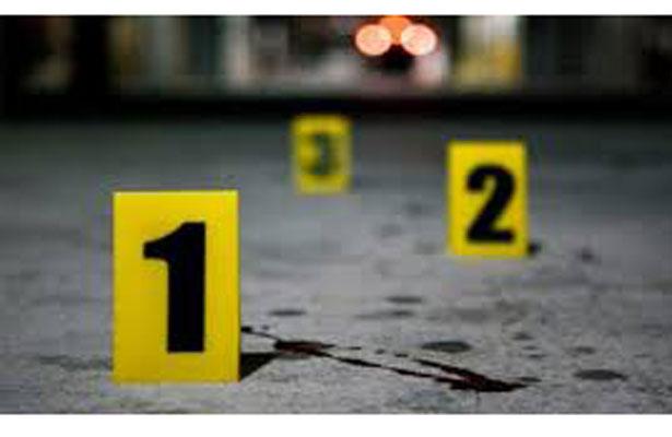 Matan a tiros a empleado de la Secretaría de Salud