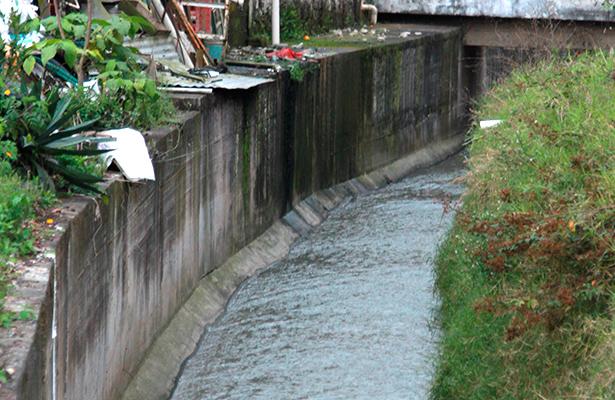 Cinco ríos de la zona de Xalapa están muy contaminados