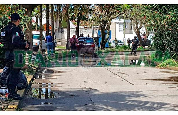 Secuestran a química cuando llegaba a su trabajo y ejecutan a hombre en la calle, esta mañana