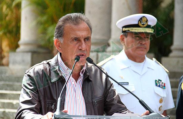 FGE llegará a la profundidad de los casos de desaparición forzada en Veracruz: gobernador