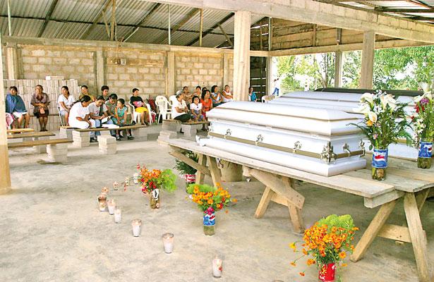Mueren a la semana 3 veracruzanos en EU; cuerpos son repatriados