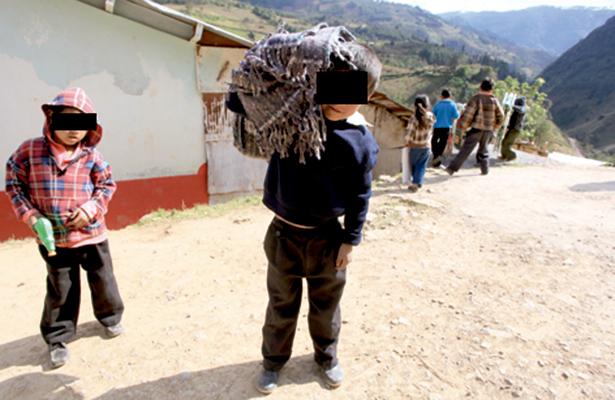 En pobreza, 69% de niños veracruzanos, advierte académico
