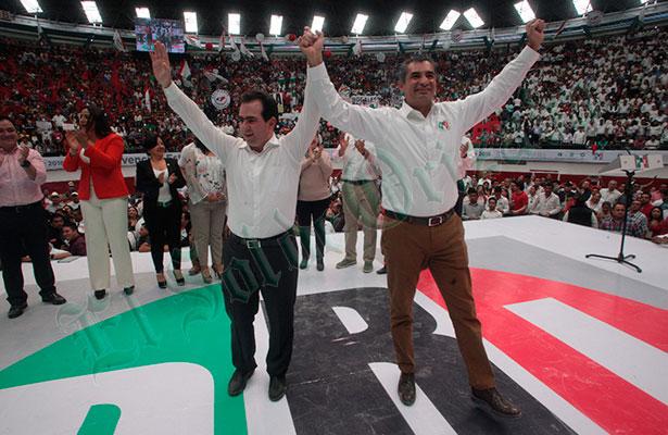 Pepe Yunes ya es candidato del PRI a la gubernatura