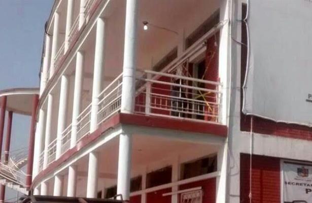 Localizan arma de fuego en una secundaria de Monterrey, Nuevo león
