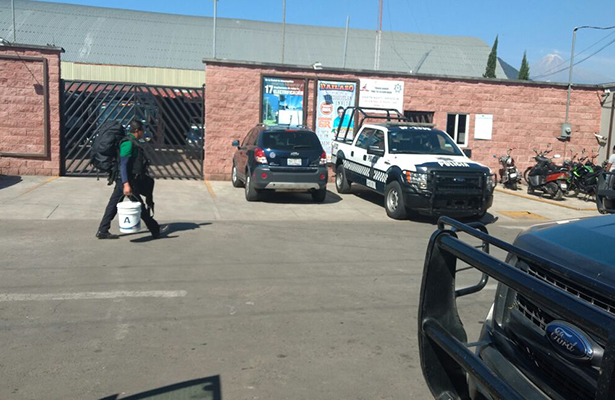 Concentran a policías municipales de Ixtaczoquitlán
